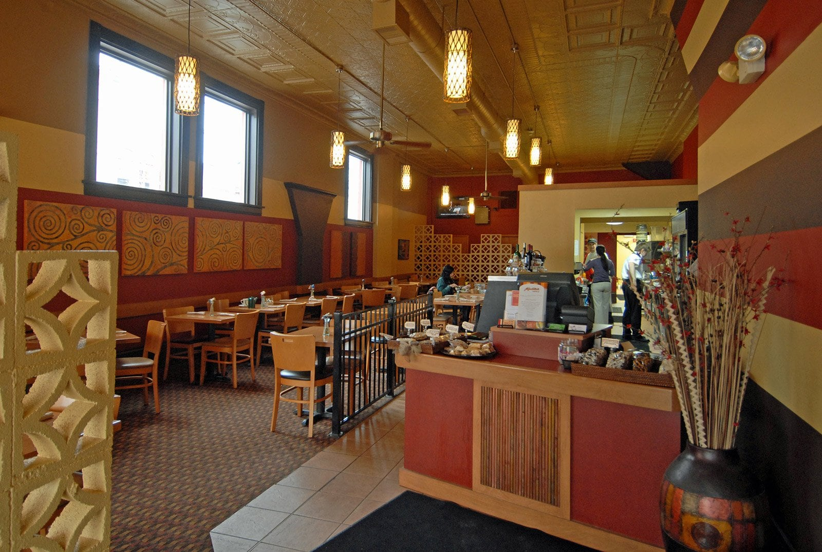 Aladdins Restaurants