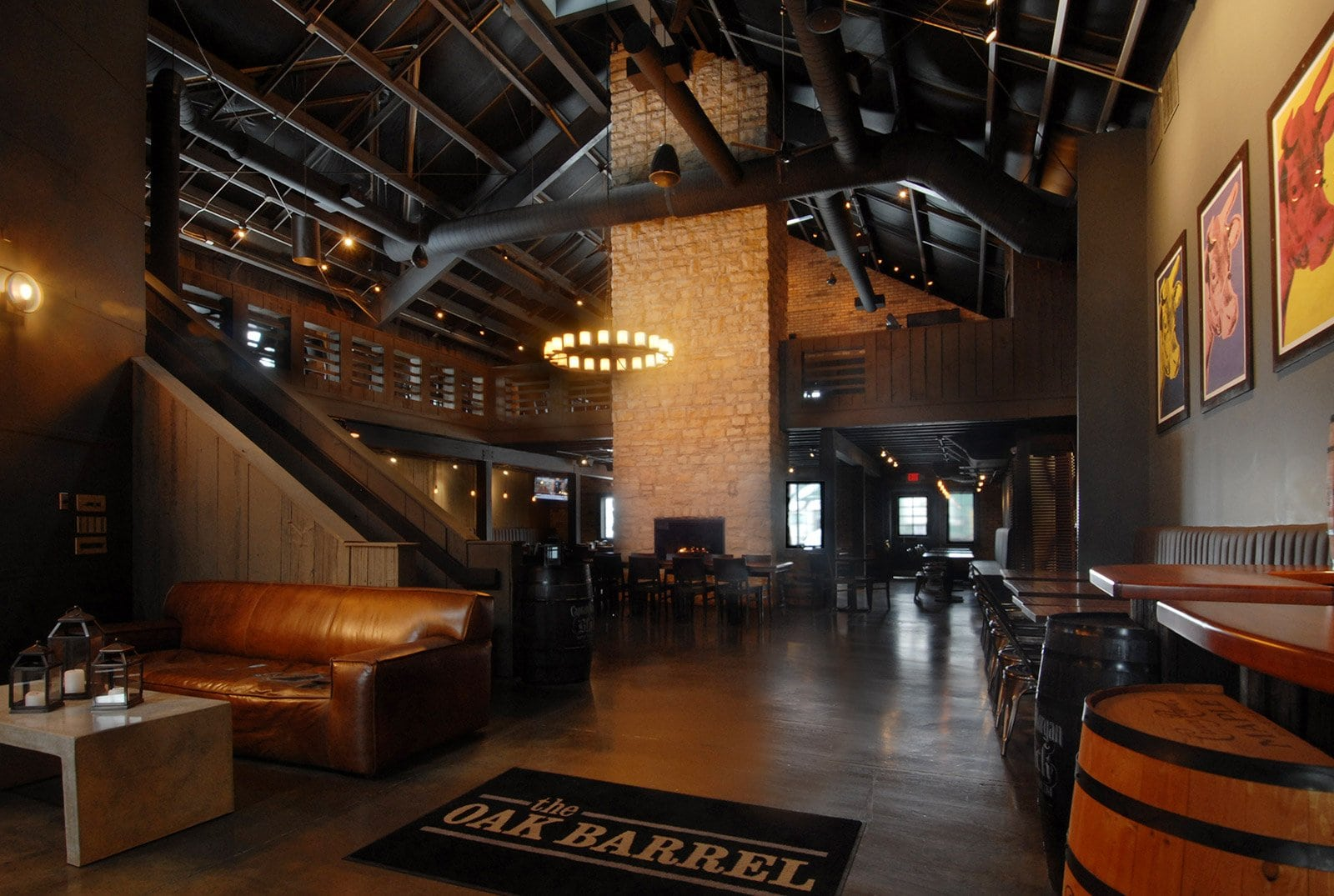 The Oak Barrel Restaurant