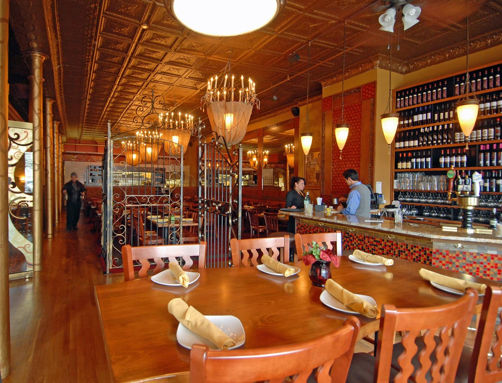 Taza Restaurant