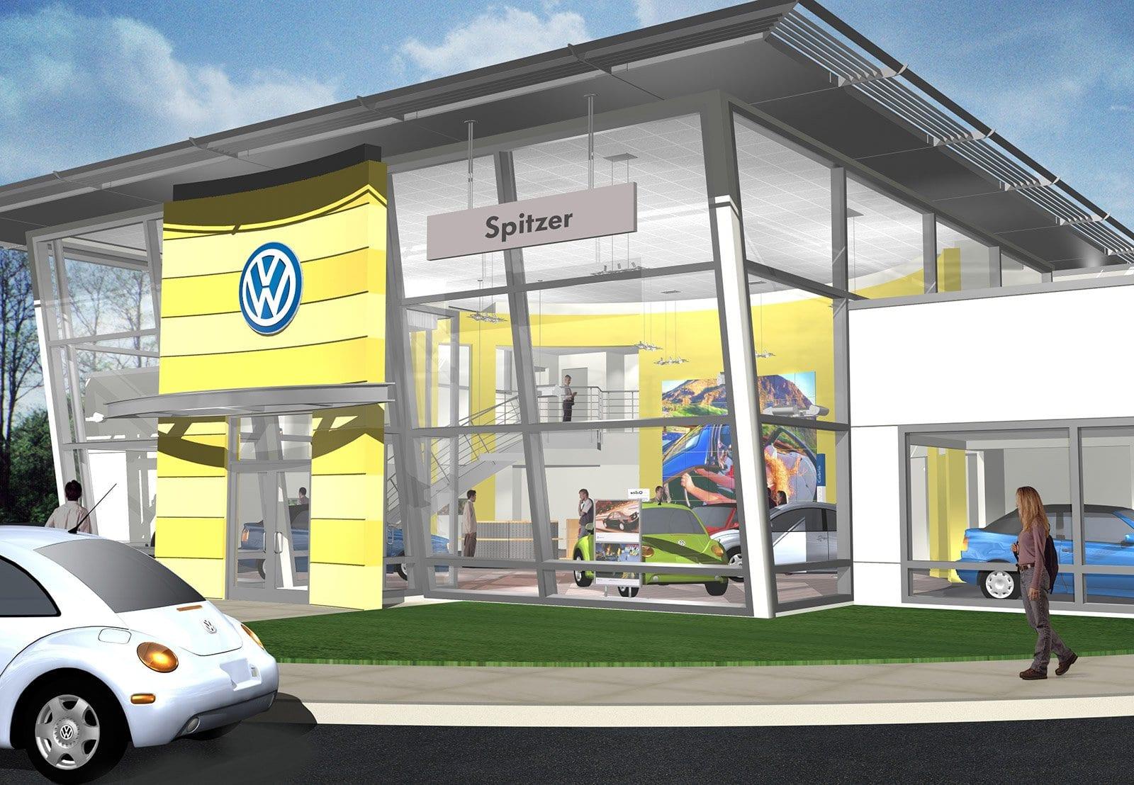 Spitzer Volkswagen 171 Arkinetics