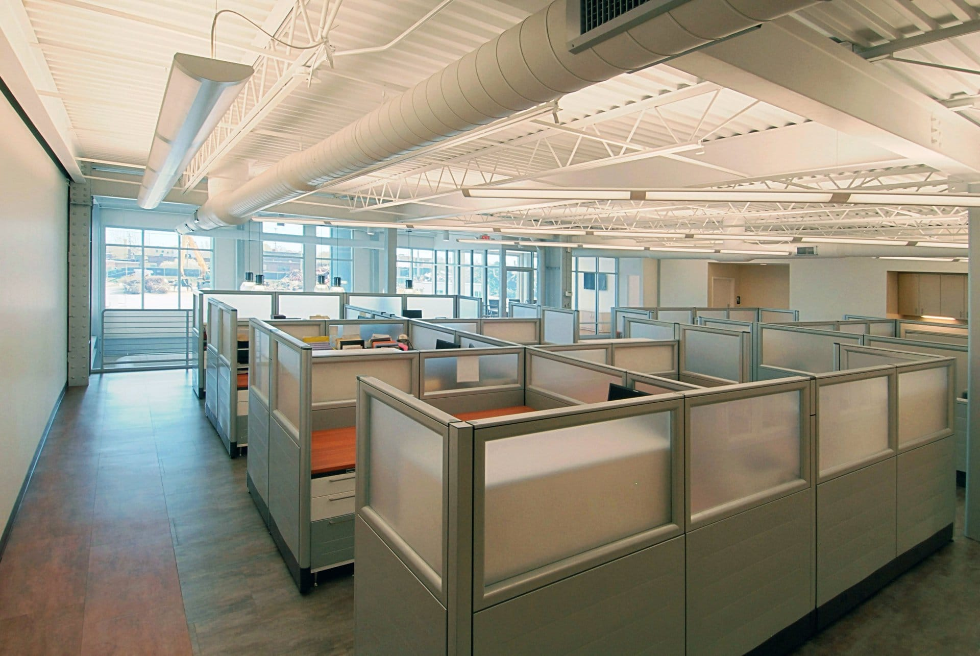 Office design arkinetics for Office space design