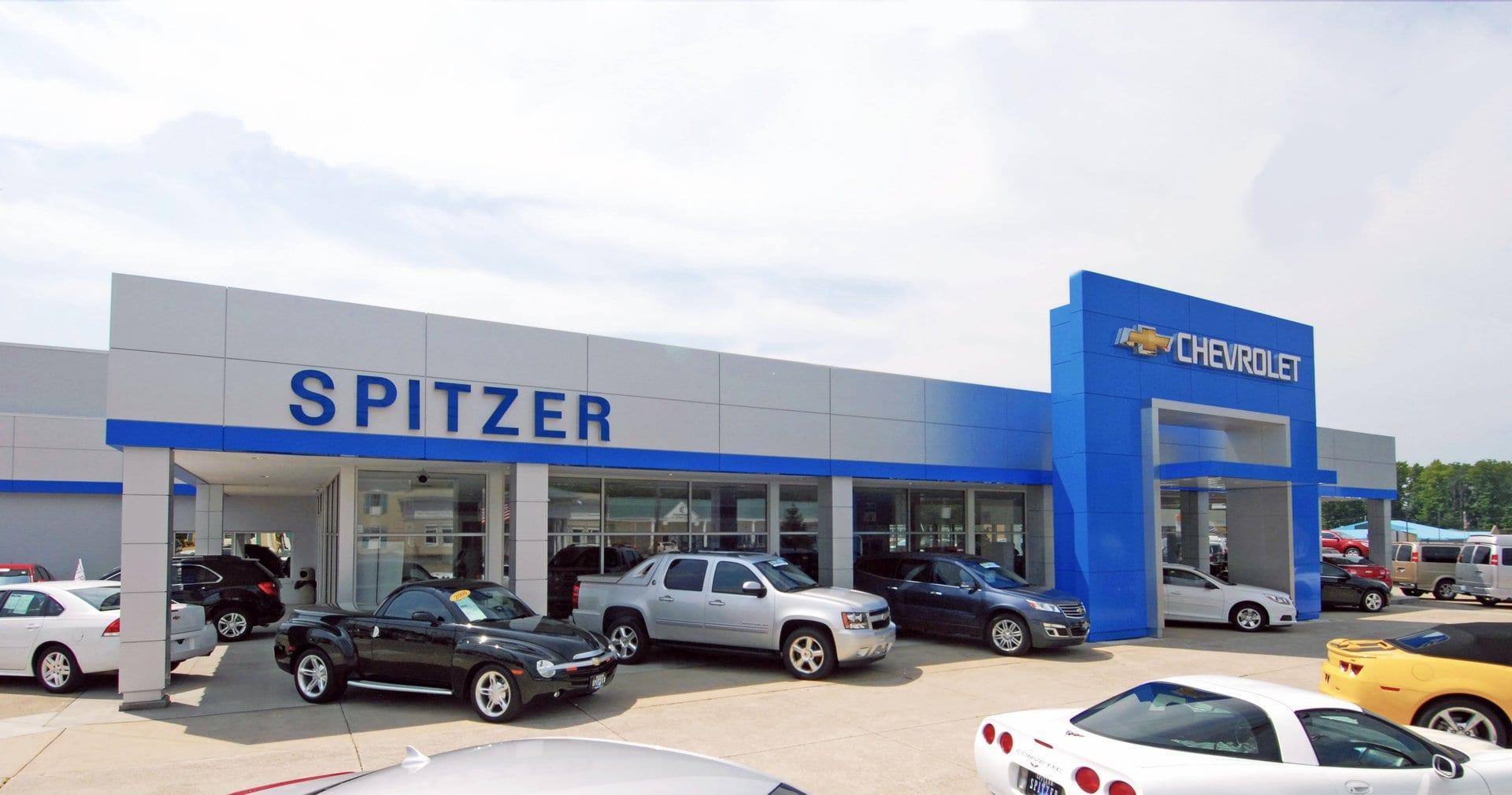 Spitzer Chevrolet « Arkinetics | spitzer chevrolet