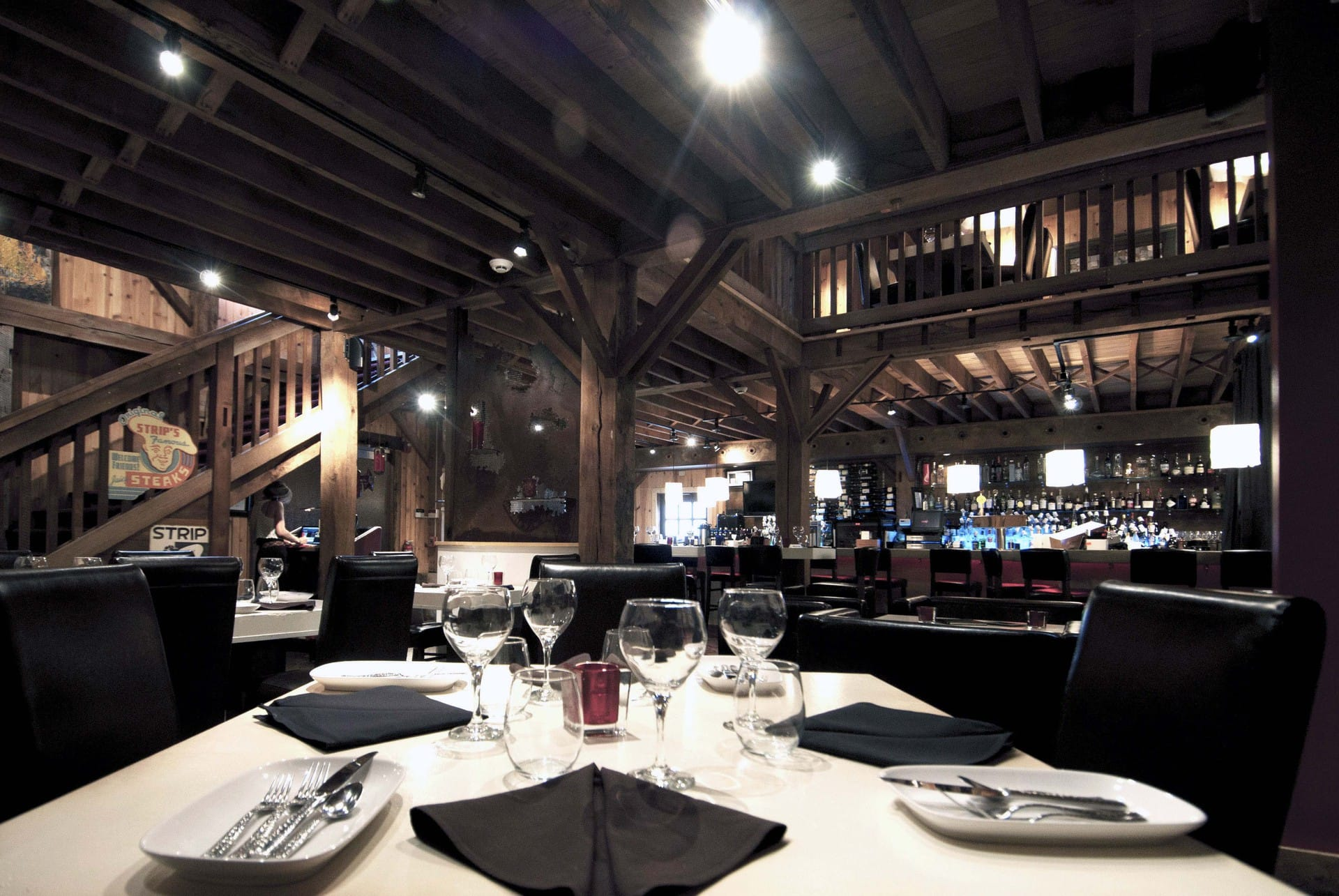 The Strip Steakhouse in Olde Avon Village « Arkinetics