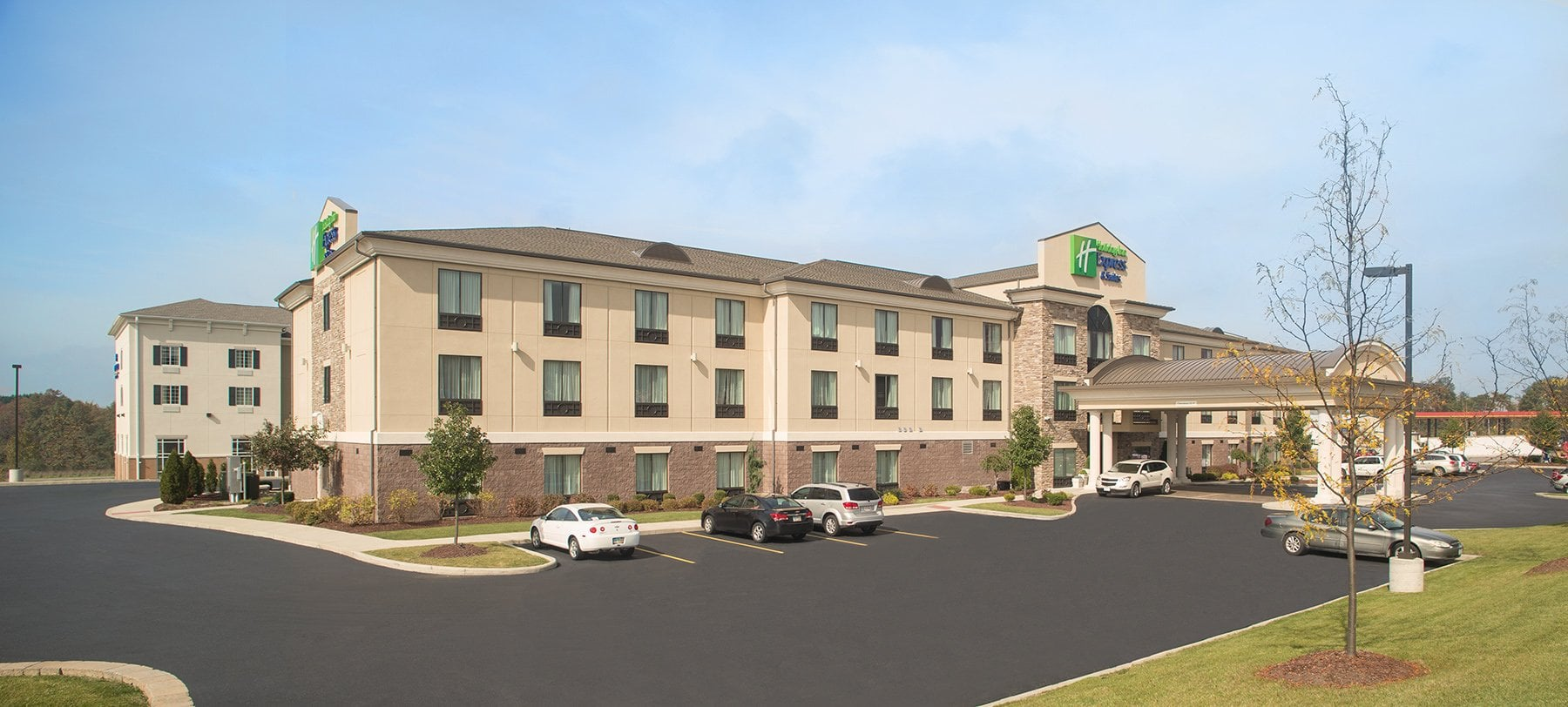 Holiday Inn Express new hotel