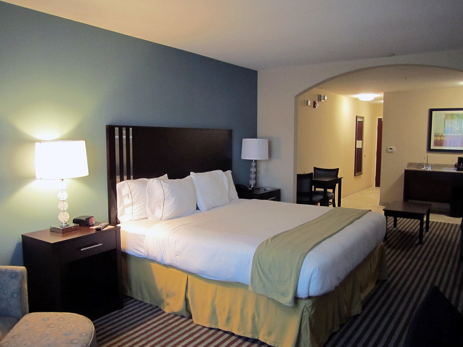 Interior Holiday Inn Express Austintown