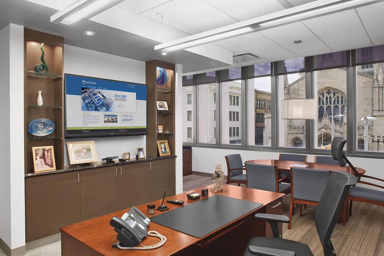 News Channel 5 Office Renovation Arkinetics