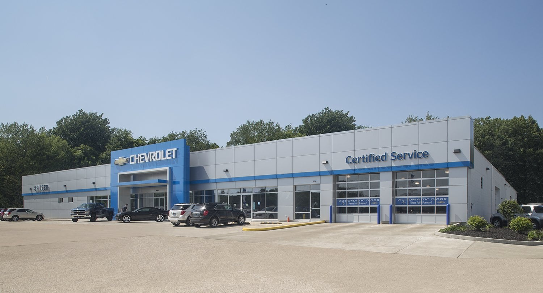 Spitzer Chevrolet Northfield « Arkinetics