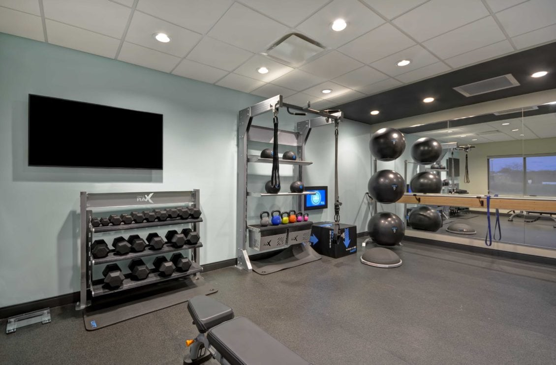 Tru Hotel Fitness Center
