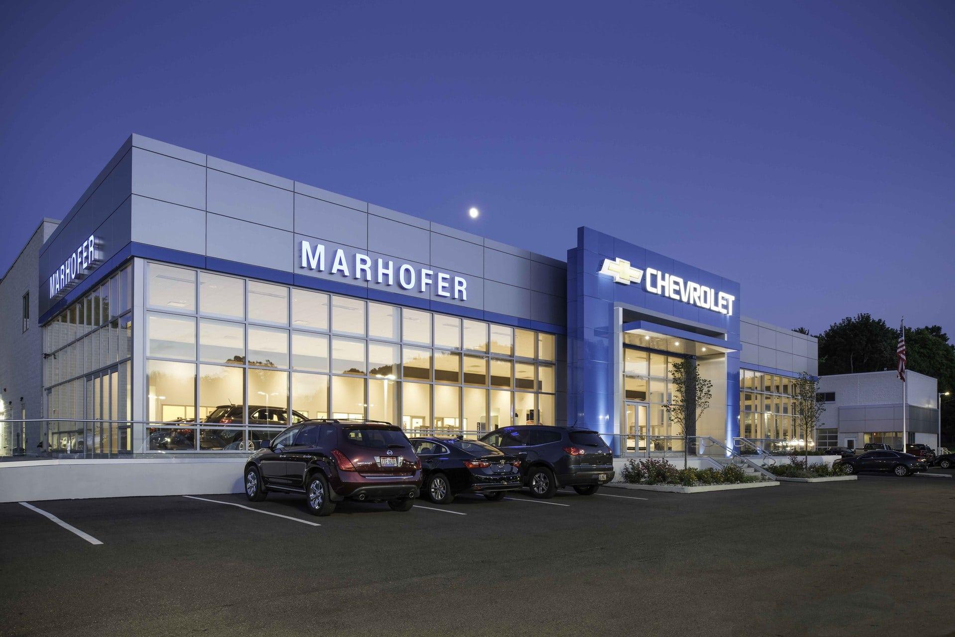 Marhofer new dealership