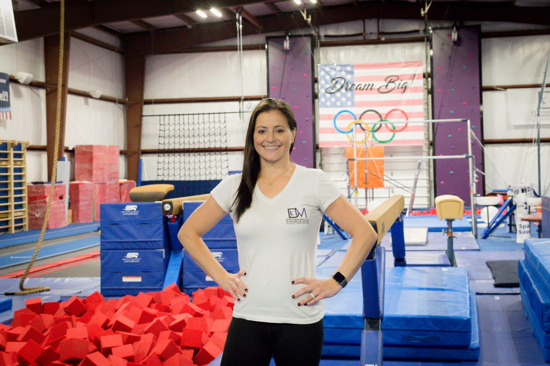 DM gymnastics camp