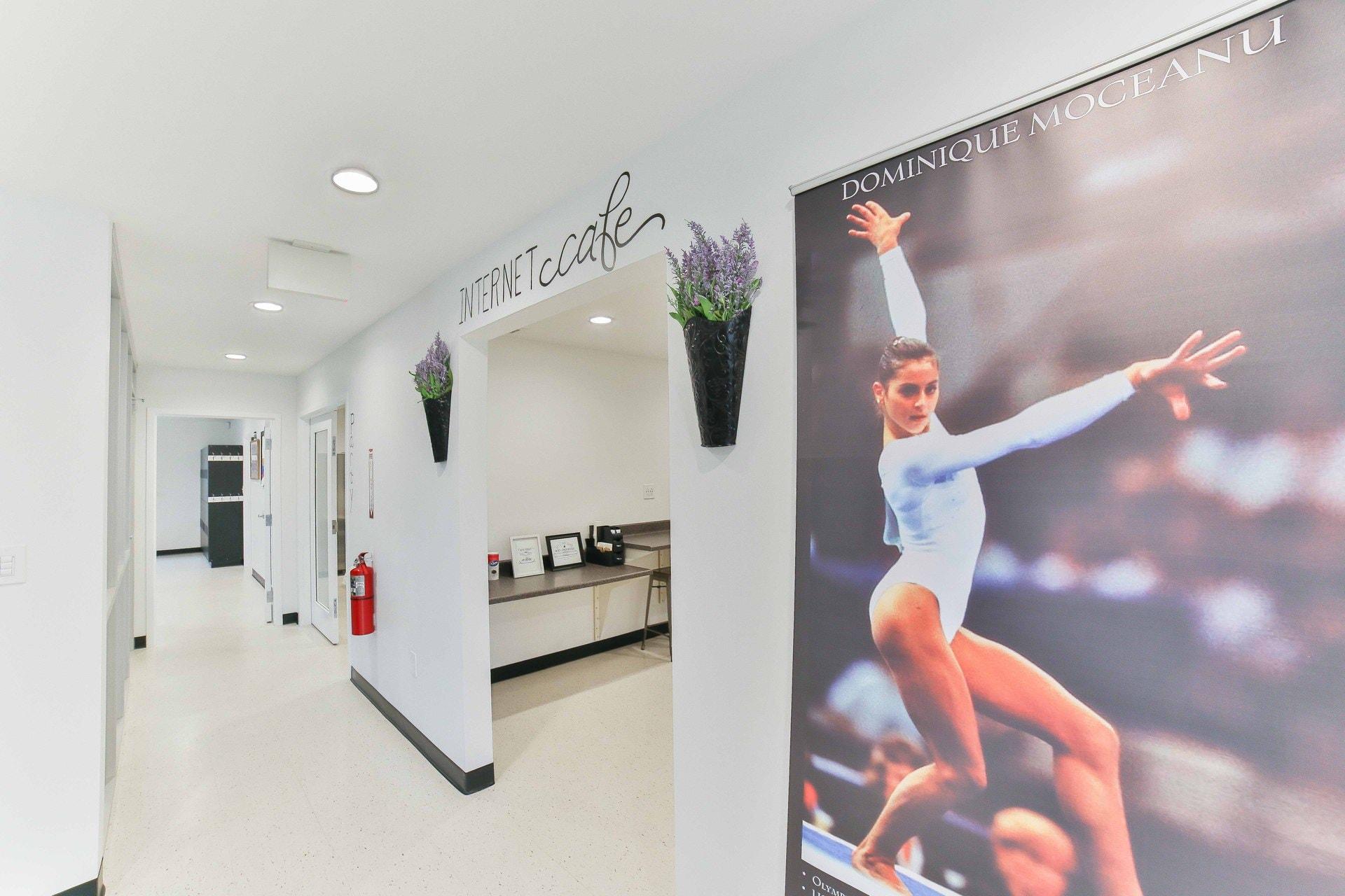 Dominique Moceanu's Gymnastics Center
