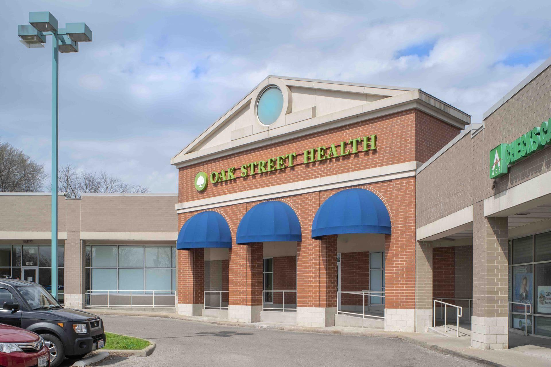 Oak Street Health in Glenville,OH
