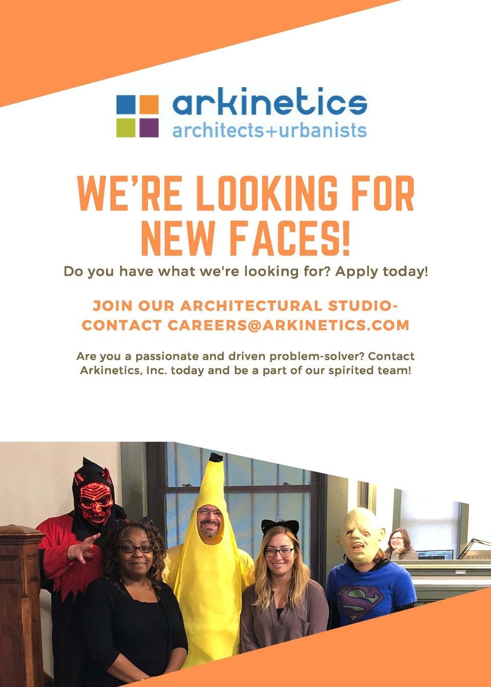 Arkinetics is hiring!