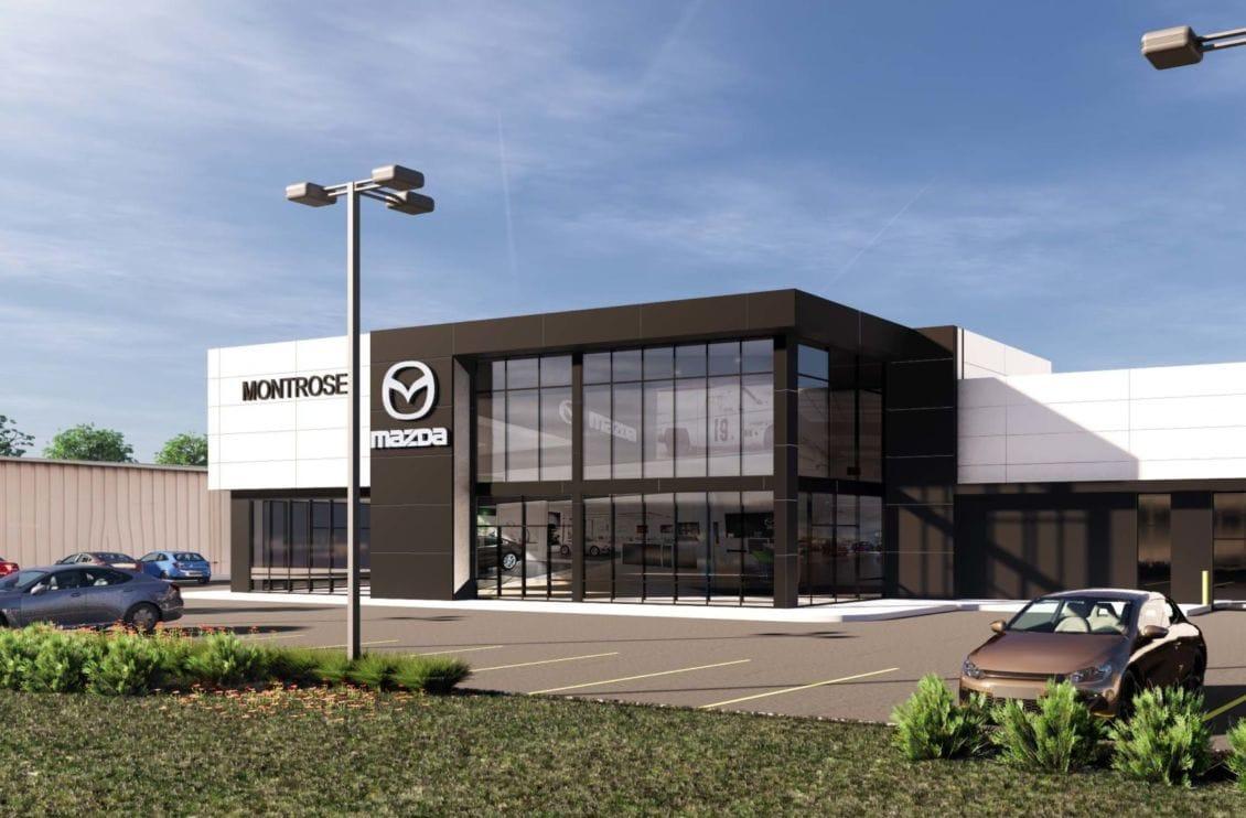 Mazda Kent